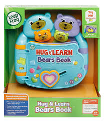 Hug Bears That Light Up Amazon Com Leapfrog 600403 Hugs And Rhyme Bears Book Toys