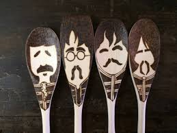 wood burning crafts wooden spoons wooden spoon crafts wood patterns beatles gifts