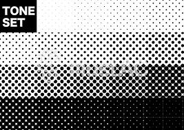 トーン イラレ用パターン 漫画 01イラスト No 1286734無料イラスト