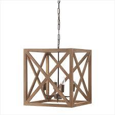 patio lamps outdoor lighting best of metal wood chandelier natural target