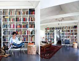 library office. Home Office Library Design Ideas Modern