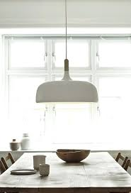 dining table pendant light large oversized pendant light above the dining table acorn designed by for