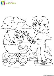 25 Bladeren Ooievaar Met Baby Kleurplaat Mandala Kleurplaat Voor