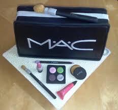 mac makeup bag cake
