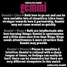 Gemini And Libra Quotes Horoscope Quotesgram Gemini