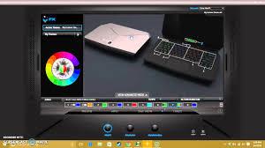 How To Change Light Color On Alienware Laptop How To Win 10 Help Change Keyboard Color On Alienware Pcs