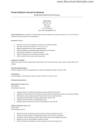 Guest Relation Resume Greece