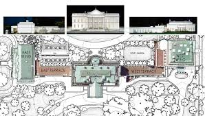 west wing office space layout circa 1990. West Wing Office Space Layout Circa 1990 House Design Ideas