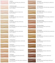 make up for ever invisible cover foundation shades