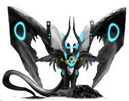 Mega Umbreon Dragon Mode shiny by jordanqv on DeviantArt | Dessin animaux  mignons, Dessin pokemon, Illustration robe