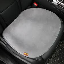 where to 1 piece o shi car short plush square seat cushion comfortable car seat cover universal single seat without backrest chair pad in malaysia