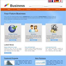 Professional Templates Professional Company Website Templates Free Download Html Business