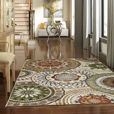 printed on the same machines that manufacture one of the world s leading brands of printed carpet this rug is