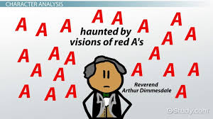 arthur dimmesdale in the scarlet letter character ysis overview video lesson transcript study