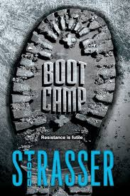 Fiction books on teen bootcamps