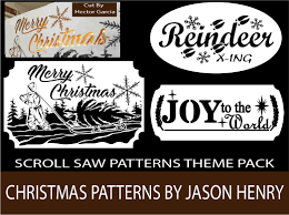 scroll saw patterns pack by jason henry