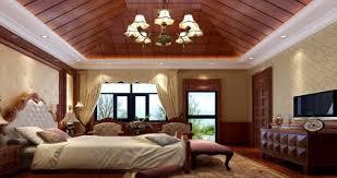 Habitación con lampara colgante