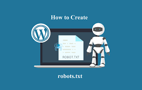 robots txt file how to add your