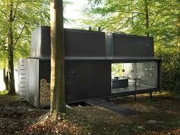 Vipp, vipp cabins, prefabricated shelters, cabin design, recharging cabins,  off grid