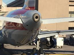 illustrasi: bagasi pesawat
