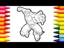 Coloring the hulk, please enjoy. Spider Man Homecoming Coloring Page L Coloring Markers Videos For Children Learn Colors Kids By Puy Puy Games