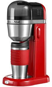 kitchenaid personal coffee maker 5kcm0402 red jpg