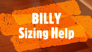 Pair Coil Size Chart Sizing Help Video Billy Footwear