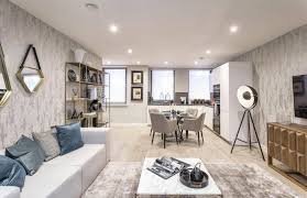 Stone wall raked recessed lighting knightsbridge Tiered Flagstone Bedroom Property For Sale In Leadenhall Commercial Road London E1 950000 Stirling Ackroyd Bedroom Property For Sale In Leadenhall Commercial Road London