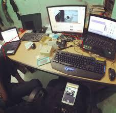 Bagaimana Mengatur 1 Laptop 2 LCD atau Monitor Untuk Ngeblog..?