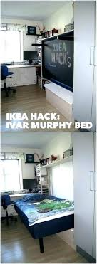 horizontal twin murphy bed. Murphy Bed Twin Horizontal Projects For Every Budget