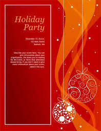 Free Holiday Party Templates Free Christmas Invitation Templates Fill In The Blanks And