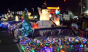 Rio Rancho Light Parade Twinkle Delights Albuquerque Journal