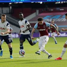 West Ham 2-1 Tottenham: Premier League – as it happened | Football
