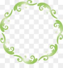 free transpa circle frame png