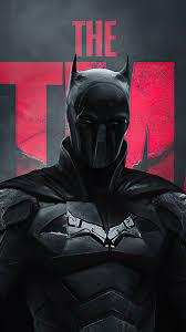 The Batman DC Darkness 2021 Poster 4K ...