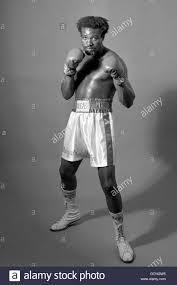 Boxer Light Boxing Light Middleweight John Mugabi London Stock