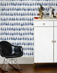 Patterned Wallpaper Designs
