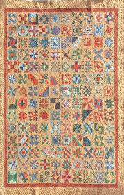 35 best Sylvia Bridal Sampler images on Pinterest | Quilt blocks ... & Sylvia's Bridal Sampler is a 140 block sampler quilt quilt made by the  characters in a novel, The Master Quilter, the sixth in the Elm Creek  Quilts series ... Adamdwight.com