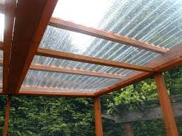 corrugated plastic roof panels clear roofing remarkable 2 sheets pl