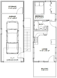 Small Picture 12x32 Tiny House 12X32H6 461 sq ft Excellent Floor Plans
