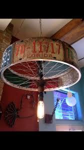 Scrapping Light Fixtures License Plate Ideas Thrift Store Ideas Lighting Diy