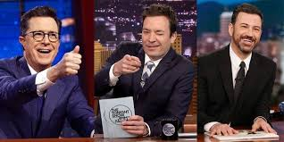 Who Won The Late Night Talk Show Ratings War In 2018