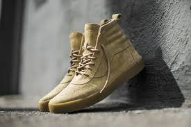 Designer Shoes That Look Like Vans The Shoe Surgeon Fuses The Yeezy Crepe Boot With A Vans