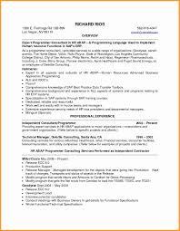 Consultant Resume Sample Fresh 100 [ Salesforce Consultant Resume ] ...