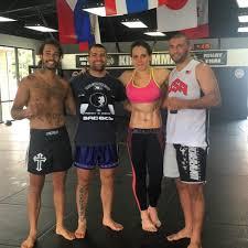 Gabi Garcia Looking Huge Besides MMA ...