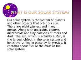 solar system introduction solar system intro planets moons and stars 2