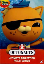 Octonauts Colour GupE  TreehouseOctonauts Treehouse