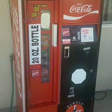Coke Bottle Vending Machine Stunning Vintage Coke Machines Collectors Weekly