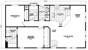 calvert 2 beds 2 baths 1041 sqft 24 x 44 double wide economy d homes