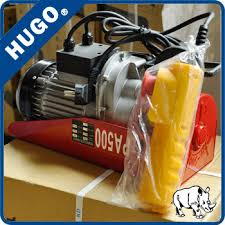 china 110v mini electric wire rope hoist electric winch price CM Hoist Wiring-Diagram at Hugo Pa200b Electric Hoist Wiring Diagram